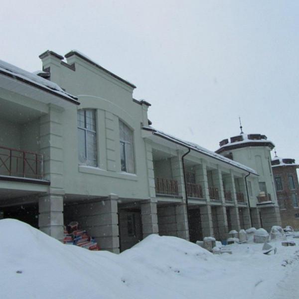 Ход строительства жилого комплекса Кантеле